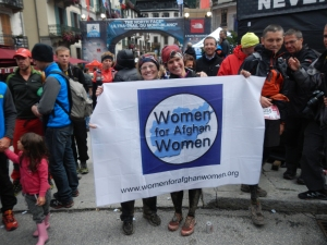 Running for Women for Afghan Women