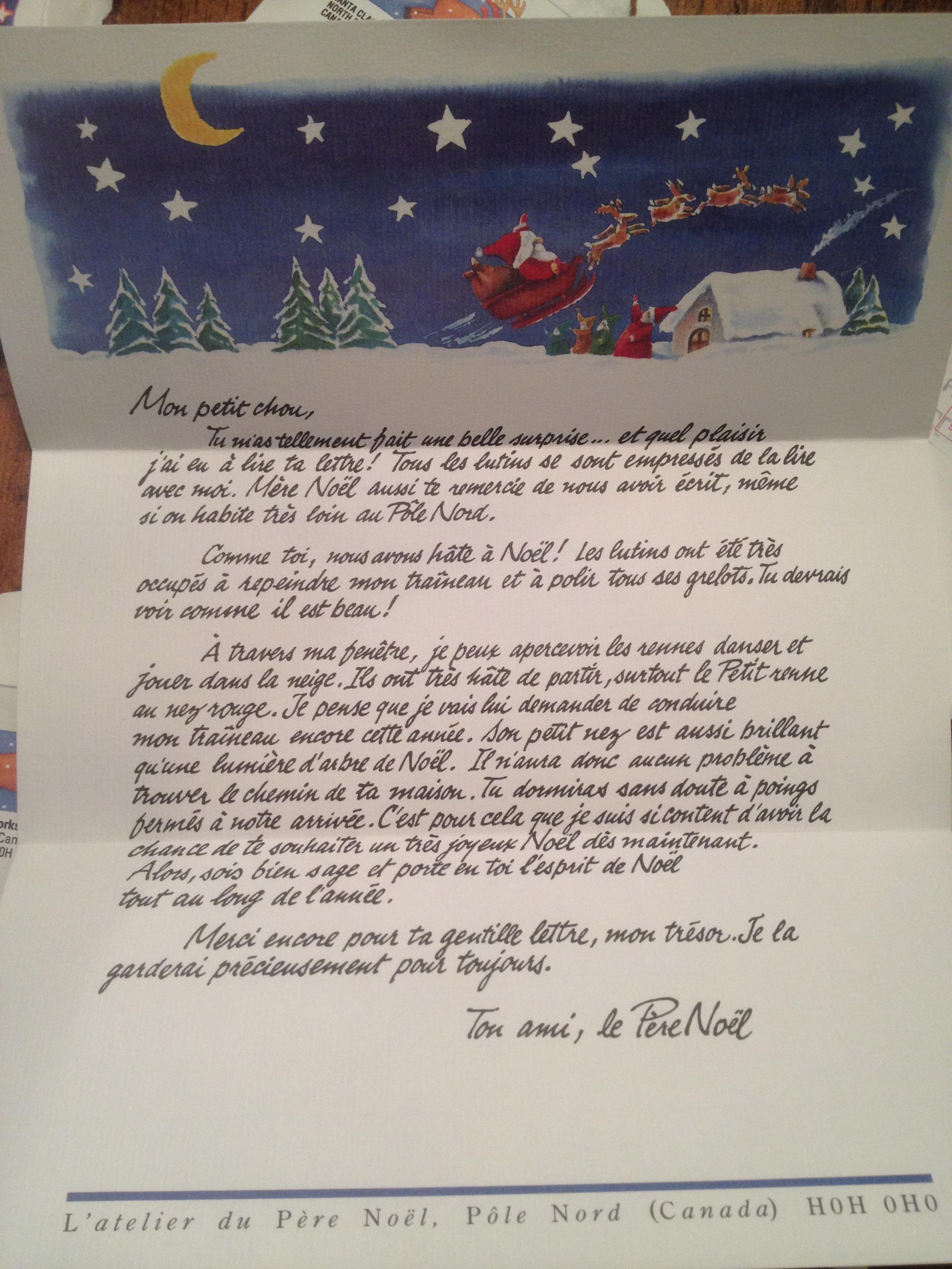 Letters to Santa | Ultra Runner Girl