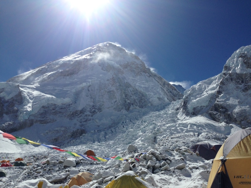 Beneath the Death Zone: A Climber's Personal Account of the Everest Avalanche