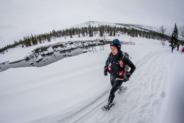 During the ICE Ultra