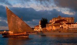 Beautiful Stone Town (photo credit: the Guardian.... I was too busy running to take photos!)