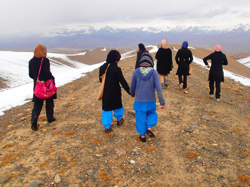 My Wanderaffair with Afghanistan