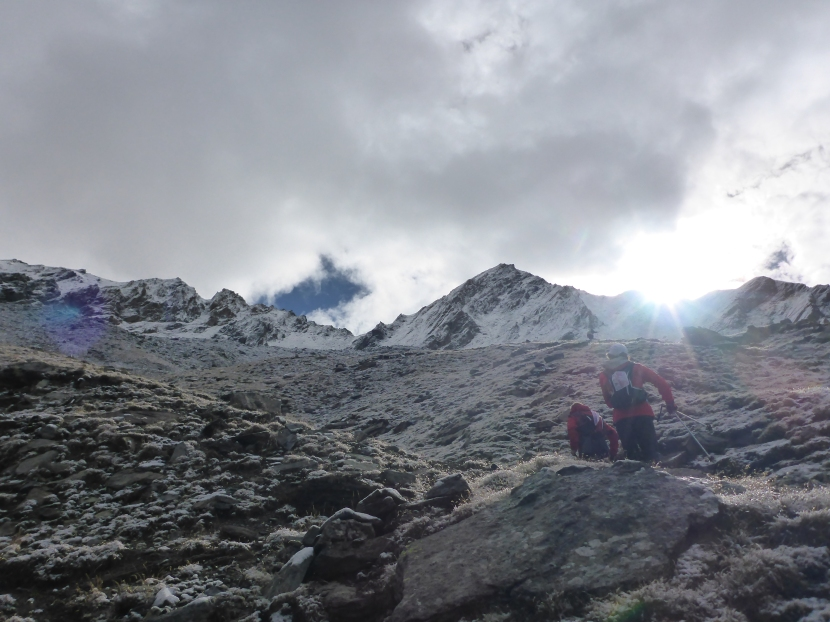 Tor des Geants Race Report: Into the Mouth of the Wolf (Part1)