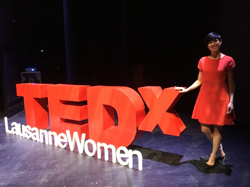 TEDx Talk: Time to Try the Crazy and Impossible