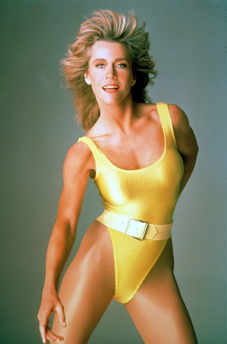 Jane Fonda's Lean Routine (video, 2000) Shown: Jane Fonda